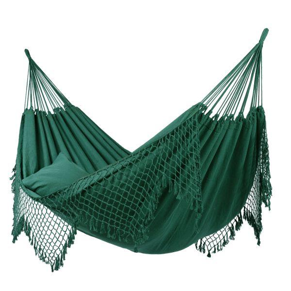 'Fine' Green XXL Hangmat