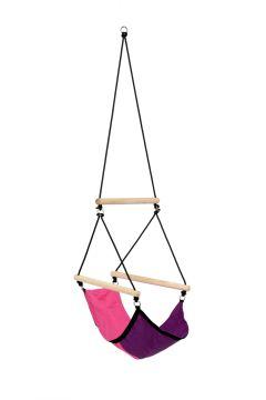 Swinger Pink Kinderhangstoel