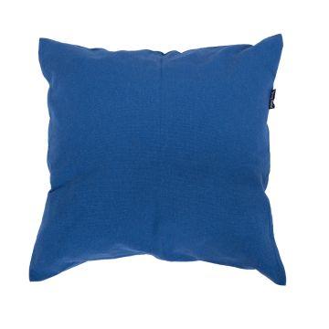 Plain Blue Kussentje