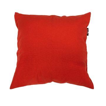 Plain Red Kussentje