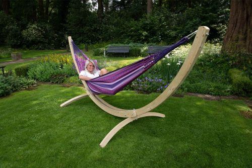 Wood & Chill Love Tweepersoons Hangmatset