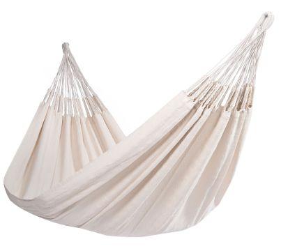 Comfort White Tweepersoons Hangmat