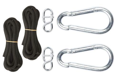 Simple Black Hangmatophanging