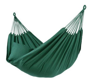 Plain Green Eénpersoons Hangmat