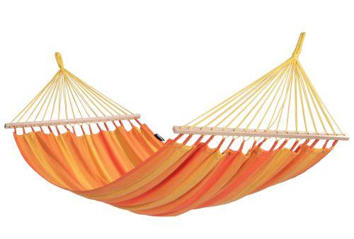 Relax Orange Eénpersoons Hangmat