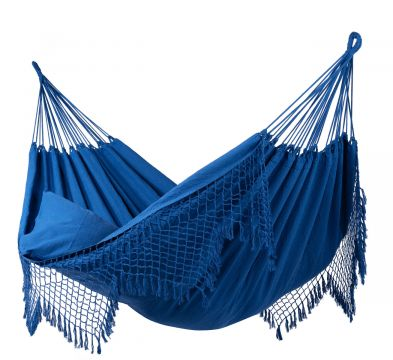 Sublime Blue Tweepersoons Hangmat