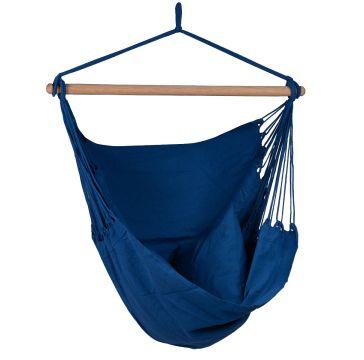 Organic Blue Hangstoel