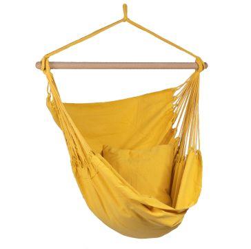 Organic Yellow Hangstoel