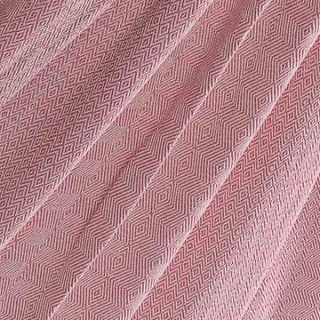 Natural Pink Plaid