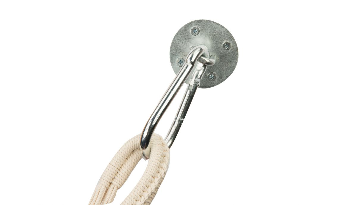 'Wall-hook'  Hangmatophanging