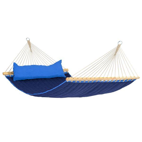 'American' Blue Tweepersoons Hangmat