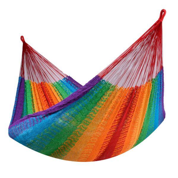 'Cacun' Rainbow XXL Hangmat