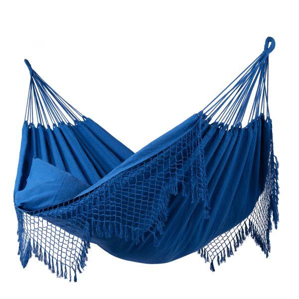 'Fine' Blue XXL Hangmat