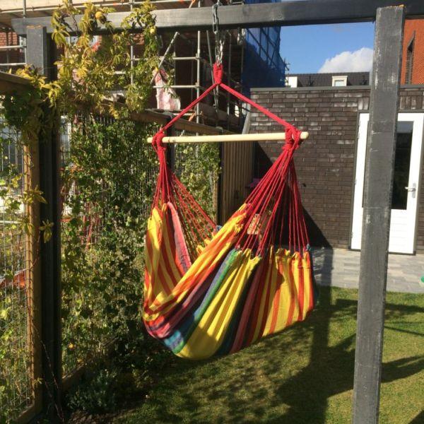 'Tropical' Sunny Lounge Hangstoel