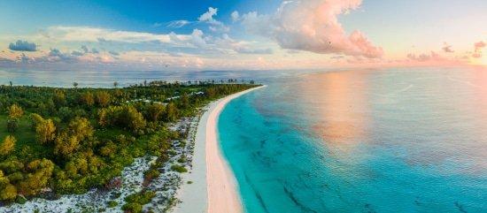 Bird island de Seychellen
