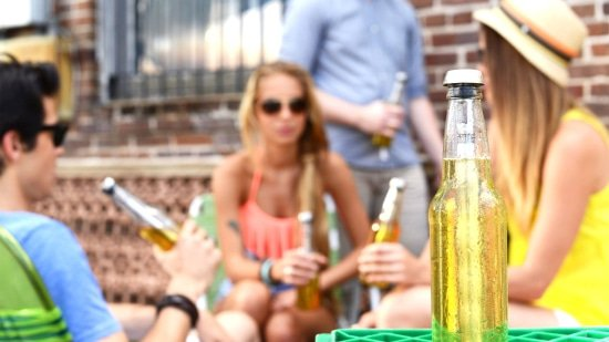 Coole gadgets voor de zomer, de Chillsner