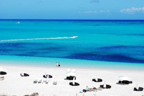 Grace Bay is het mooiste strand ter wereld