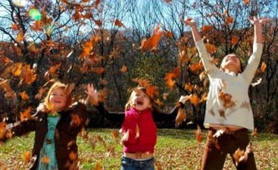 Herfstvakantie met de kinderen