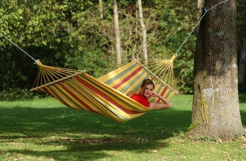 Een hangmat verbetert je leven