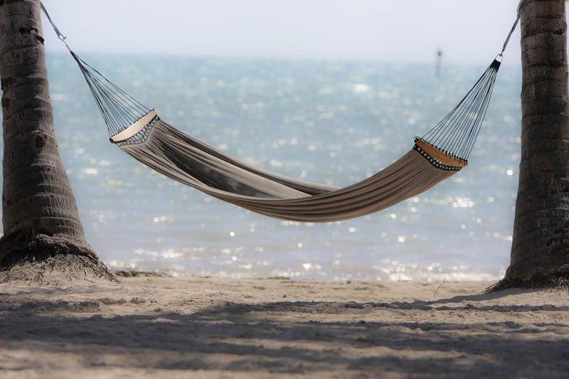 Fiji is de plek voor je hangmat
