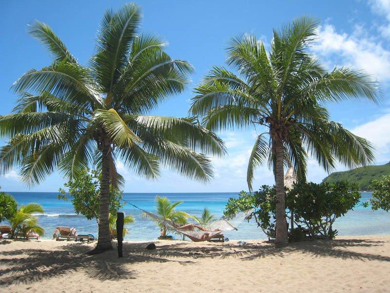 Fiji beste hangmat locatie