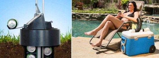 tuingadgets bierkoeler koelbox met airco